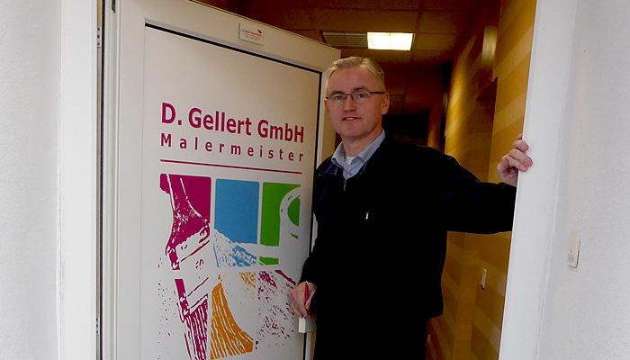 Dieter Gellert - Ihr Malermeister in Berlin - Marienfelde