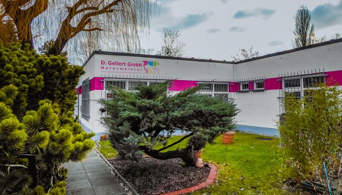 D. Gellert GmbH Büro Rigistrasse Berlin