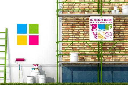Gellert Malermeister Fassadenarbeiten, Dämmung, Graffitibeseitigung, Betonsanierung