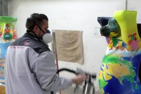 Ausbildung zum Maler und Lackierer bei Dieter Gellert GmbH Malermeister | Kreative Arbeiten