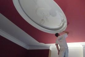 Deckenarbeiten und Renovierung